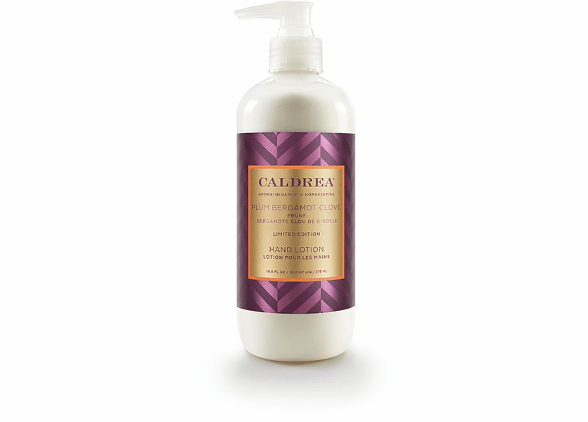 _DISCONTINUED - *Plum Bergamot Clove Limited Edition 10.8 oz. Hand Lotion by Caldrea