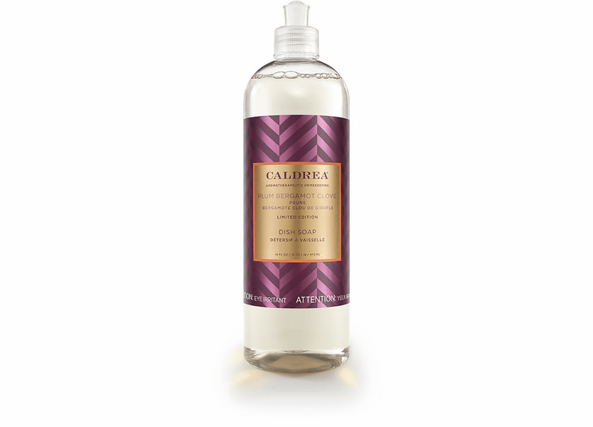 _DISCONTINUED - *Plum Bergamot Clove Limited Edition 16 oz. Dish Soap by Caldrea