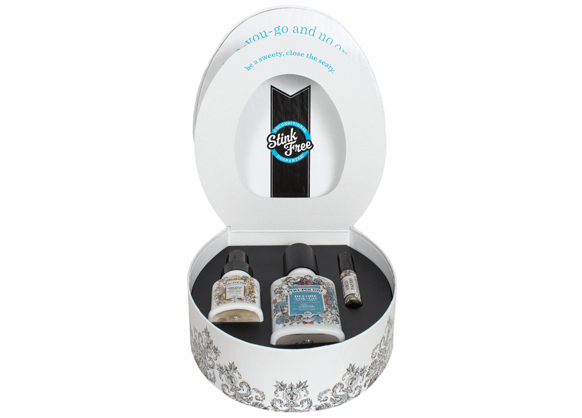 _DISCONTINUED - *Potty Box Holiday Poo-Pourri Gift Set