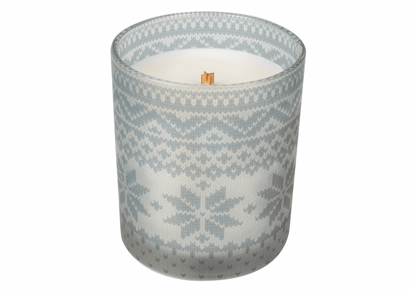 _DISCONTINUED - *Sugar & Sprinkles Holiday Comforts Tumbler WoodWick Candle