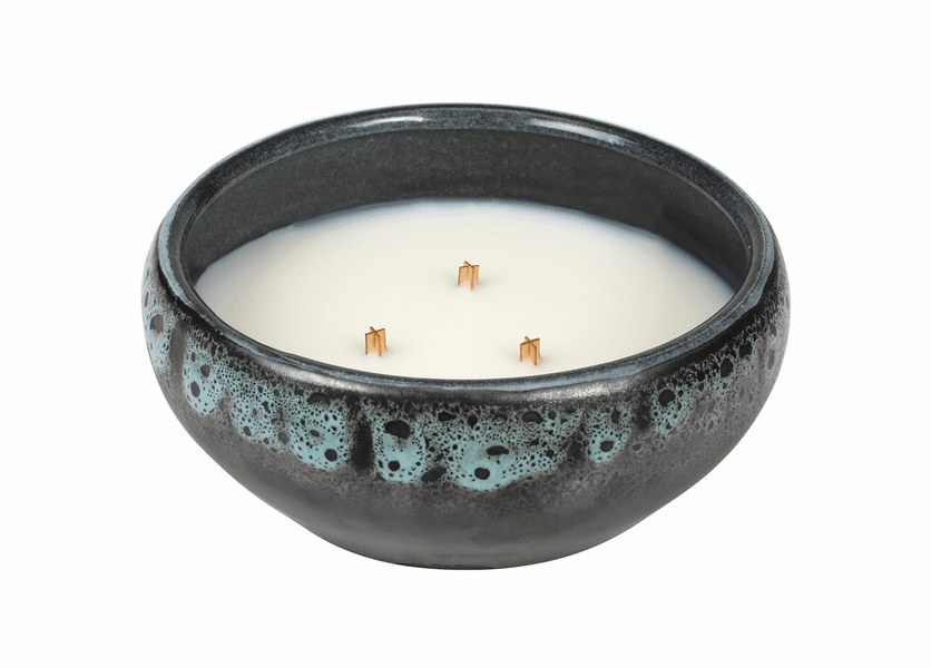 _DISCONTINUED - *Timber Round Premium WoodWick Candle