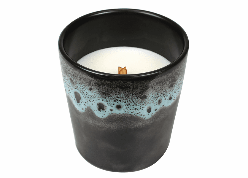 _DISCONTINUED - *Timber Tumbler Premium WoodWick Candle