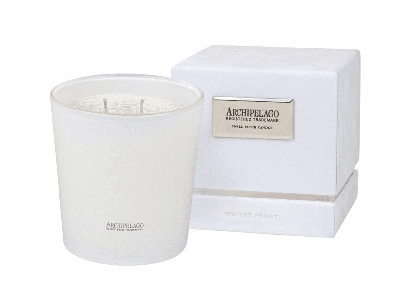 _DISCONTINUED_Winter Frost Half Kilo Boxed Candle by Archipelago