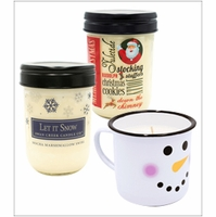Fall and Holiday Favorites by Swan Creek Candles