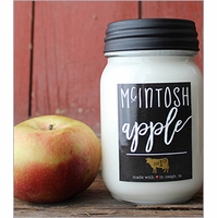Farmhouse Mason Jar Candles by Milkhouse Candle Creamery