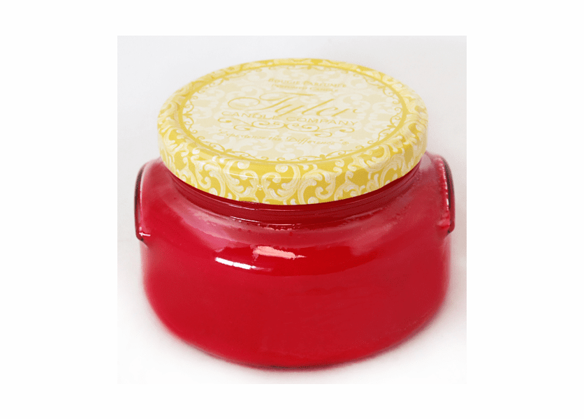 Frosted Pomegranate 22 oz. Tyler Candle