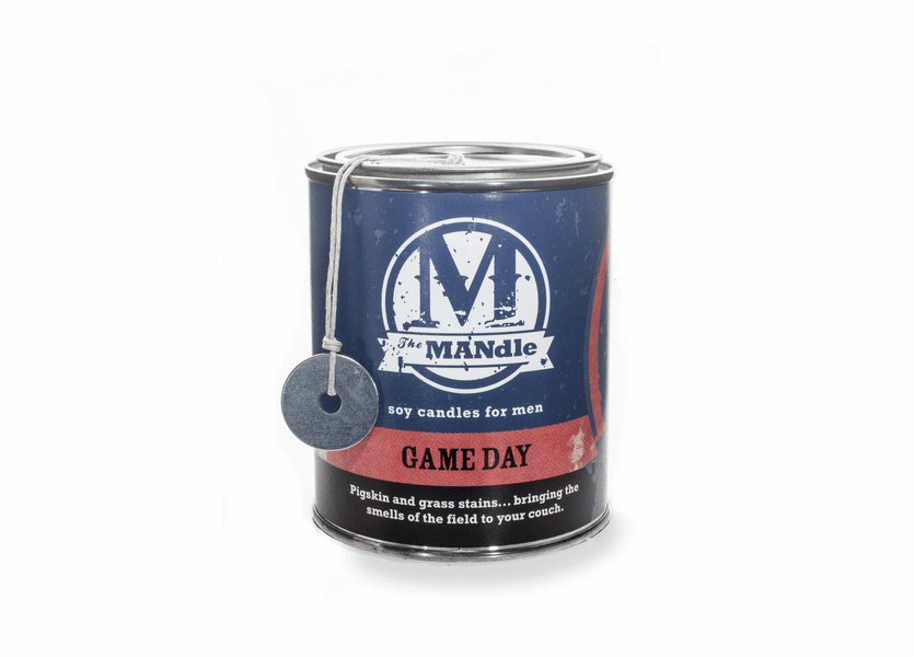 Game Day 15 oz. Paint Can MANdle by Eco Candle Co.