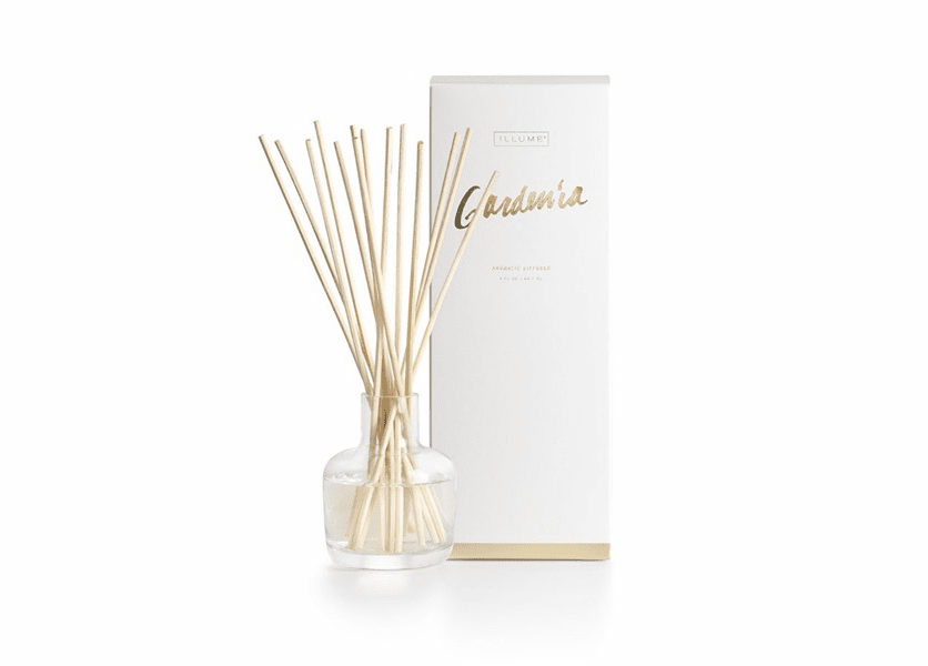 Gardenia Essential Reed Diffuser by Illume Candle
