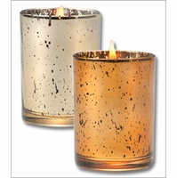 Metallic Votives by Aromatique