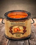 Ginger Peach 22 oz. McCall's Vintage Candle | McCall's Candles Closeouts
