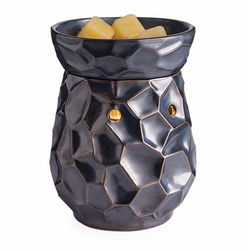 _DISCONTINUED_Hammered Illumination Fragrance Warmer