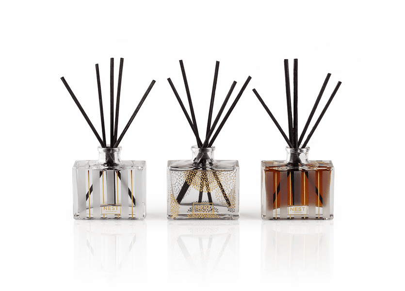 *Hoiday Trio Set 40 mL. Decorative Diffusers by NEST