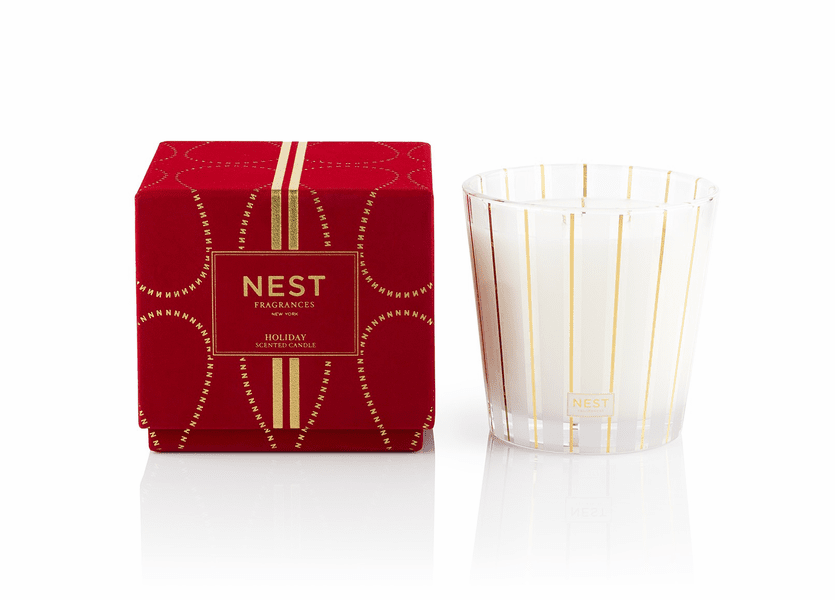 *Holiday 22.7 oz. 3-Wick Candle by NEST