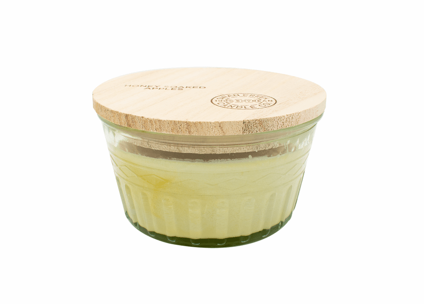 Honey Soaked Apples Timeless 13 oz. Bowl Swan Creek Candle