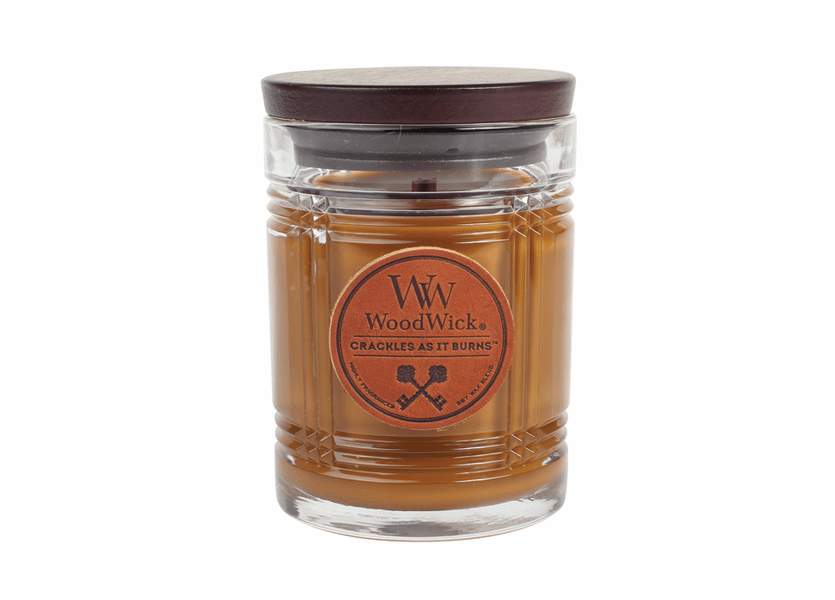 Humidor WoodWick Reserve Collection 8.5 oz.  Candle