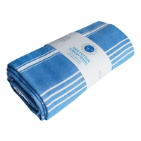 Inis Ocean Blue Turkish Towel