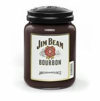Jim Beam Bourbon 26 oz. Large Jar Candleberry Candle