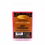 Juicy Strawberry 2oz. Crossroads Scented Cubes | Crossroads Scented Cubes - 2 oz.