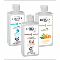 Lampe Berger 500 ml (16.9 oz.) Fragrance Lamp Oils