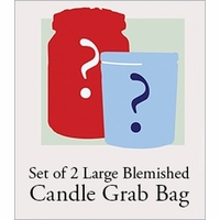 Large Blemished Candle Grab Bag - 2-Pack