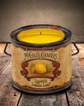 Laura's Lemon Loaf 22 oz. McCall's Vintage Candle | McCall's Candles Closeouts
