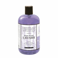 Lavender 17 oz. Body Wash by Archipelago