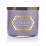 Lavender Mint 14.5 oz. Luxe Trend Collection Colonial Candle | Luxe Collection Colonial Candle