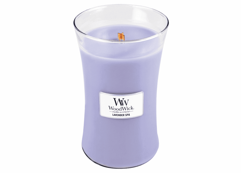 Lavender Spa WoodWick Candle 22 oz.