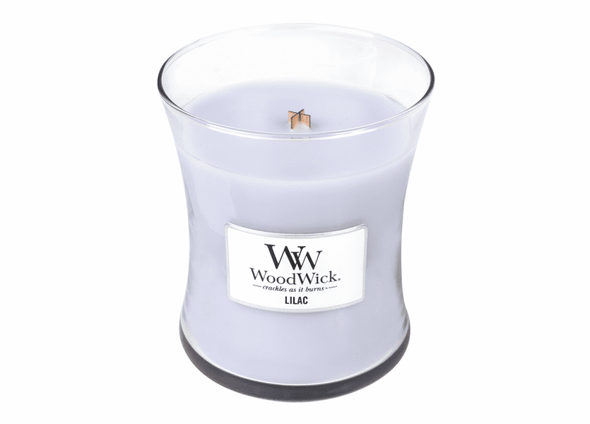 Lilac WoodWick Candle 10 oz.