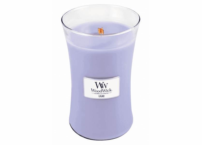 Lilac WoodWick Candle 22 oz.