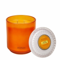 Mango Tangerine 2 Wick Glass Hostess Candle by Archipelago