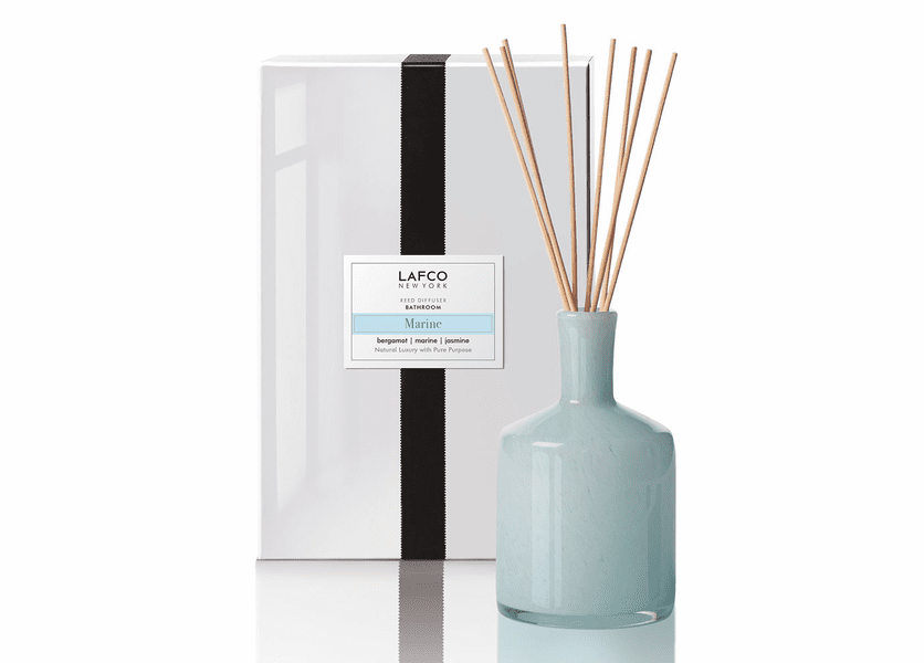 Marine 15 oz. Reed Diffuser by Lafco New York