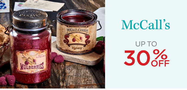 McCall's Candle 22 oz. Vintage Candle