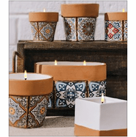 Mediterranean Pottery Collection by Swan Creek