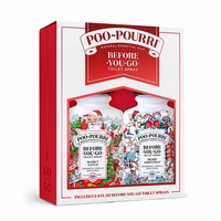 NEW! - 2 oz. Holiday 2018 Gift Set Poo-Pourri Bathroom Spray