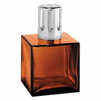 NEW! - Amber Cube Fragrance Lamp - Lampe Berger by Maison Berger