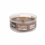 Amber & Incense Petite WoodWick Candle | WoodWick Petite Candles