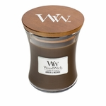 Amber & Incense WoodWick Candle 10 oz. | WoodWick Candles 10 oz. Medium Jars