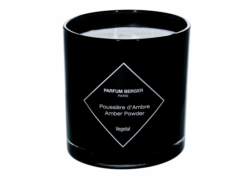 NEW! - Amber Powder Premium Candle - Maison Berger by Lampe Berger