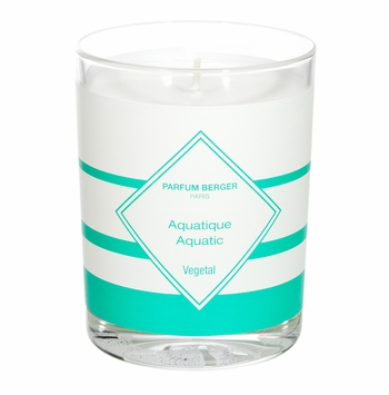NEW! - Anti-Bathroom Odour No. 1 - Aquatic Candle - Maison Berger by Lampe Berger