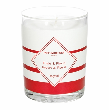 NEW! - Anti-Kitchen Odour No. 1 - Fresh & Floral Candle - Maison Berger by Lampe Berger