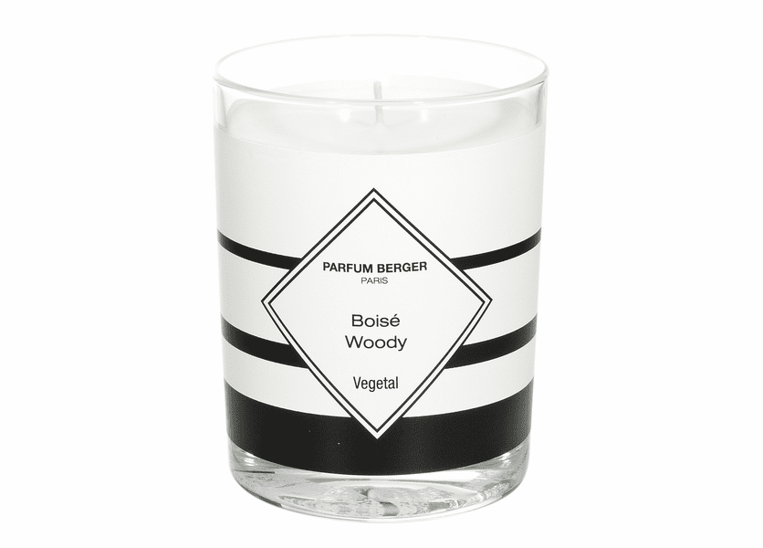 NEW! - Anti-Tobacco Odour No. 1 - Woody Candle - Maison Berger by Lampe Berger