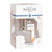 NEW! - Aroma Energy Gift Set with Lamp and 180 ml (6.08 oz.) Energy Fragrance Oil - Lampe Berger by Maison Berger