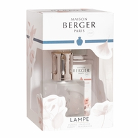 NEW! - Aroma Relax Gift Set with Lamp and 180 ml (6.08 oz.) Relax Fragrance Oil - Lampe Berger by Maison Berger