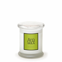 NEW! - Arugula 8.6 oz. Frosted Jar Candle by Archipelago