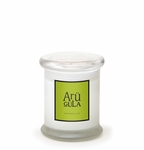 NEW! - Arugula 8.6 oz. Frosted Jar Candle by Archipelago | Shop All Archipelago Candles