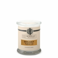 NEW! - Bergamot Tobacco 8.6 oz. Glass Jar Candle by Archipelago