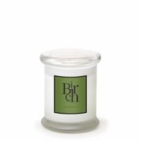NEW! - Birch 8.6 oz. Frosted Jar Candle by Archipelago