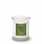 NEW! - Birch 8.6 oz. Frosted Jar Candle by Archipelago | Shop All Archipelago Candles