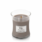NEW! - Black Amber & Citrus WoodWick Candle 10 oz. | New WoodWick Spring & Summer 2019 Releases